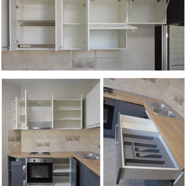 Кухни на заказ Одесса - komfortcenter-13