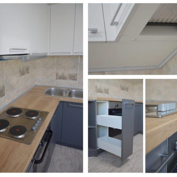 Кухни на заказ Одесса - komfortcenter-14