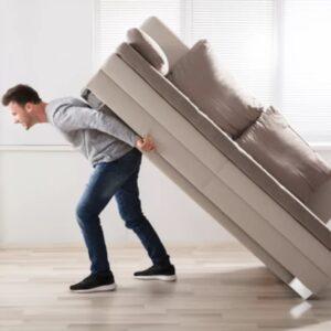 Перевозка дивана и мягкой мебели - komfortcenter