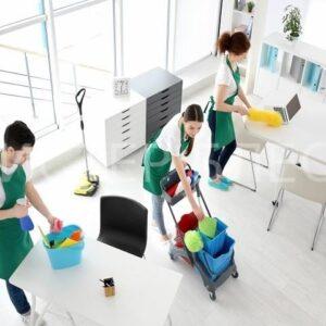 Ежедневная уборка офиса Одесса - komfortcenter.com.ua