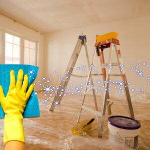 Уборка квартиры после ремонта Одесса
