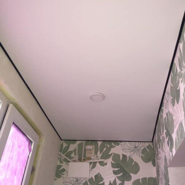 Матовый натяжной потолок Одесса komfortcenter.com.ua-07