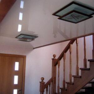 натяжные потолки для дома, коттеджа - komfortcenter.com.ua
