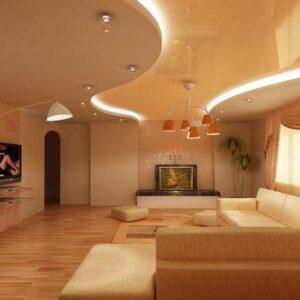 натяжные потолки для квартиры - komfortcenter.com.ua