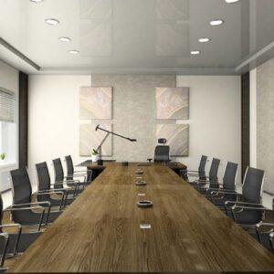 натяжные потолки для офиса - komfortcenter.com.ua