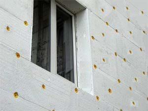 утепление стен пенопластом 1 - komfortcenter.com.ua