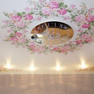 Декоративные натяжные потолки в Одессе и пригороде