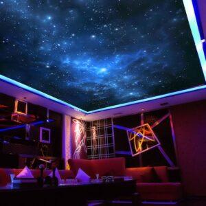 Натяжной потолок звездное небо в Одессе и пригороде