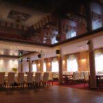 Натяжные потолки для кафе, баров и ресторанов Одессы и пригорода komfortcenter.com.ua