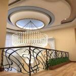 Натяжные потолки для коттеджей в Одессе и пригороде komfortcenter.com.ua