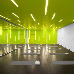 Натяжные потолки для спортивного зала, фитнес-центров в Одессе и пригороде