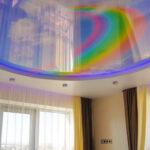 Натяжные потолки радуга в Одессе и пригороде