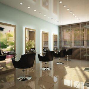 Натяжные потолки в салоны красоты, парикмахерские, салоны татуажа в Одессе