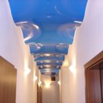 Натяжные потолки волна в Одессе и пригороде
