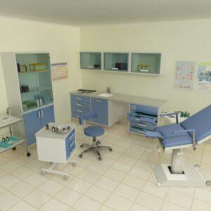 Мебель для медицинского кабинета Одесса